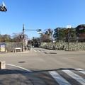 写真: 彦根城(彦根市)京橋口