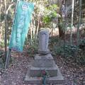 Photos: 龍潭寺(彦根市)新野左馬助墓