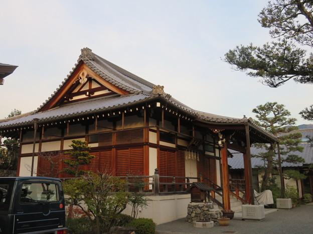 Photos: 善正寺(左京区)本堂