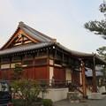写真: 善正寺(左京区)本堂