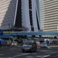Photos: 新都心歩道橋下交差点(新宿区西新宿)