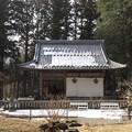 Photos: 15.02.24.新海三社神社 神楽殿(佐久市)