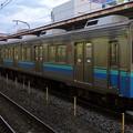 Photos: 伊豆急行8000系(JR東日本熱海駅にて)