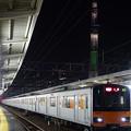 Photos: 東京スカイツリーと東武鉄道50050系