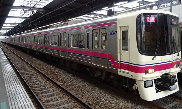京王線系統8000系(東京スポーツ杯2歳ステークス当日)