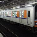 写真: 東武東上線50090系「TJライナー」(川越まつり当日に撮影)