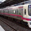写真: 京王線系統8000系(ジャパンカップ当日)