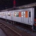 写真: 東武スカイツリーライン50050系(壇蜜氏誕生日の曳舟駅にて)
