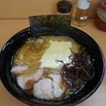 Photos: らーめん梅吉 柚子胡椒入り あっさりとんこつらーめん(*^▽^*)