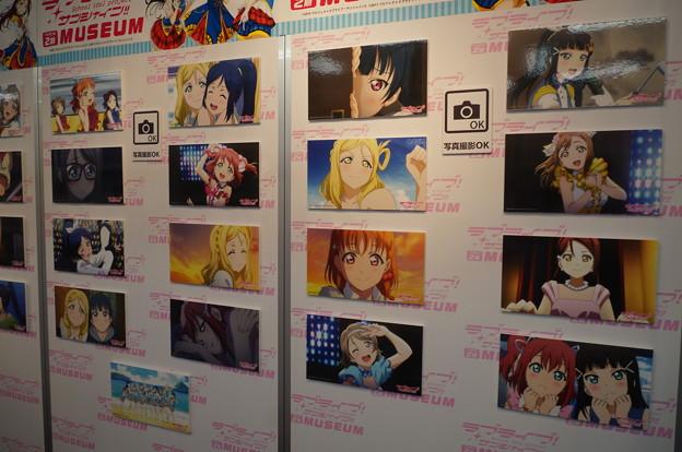 ラブライブ!サンシャイン!! TVアニメ2期 場写真パネル