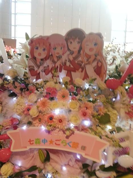 P's LIVE!05 ゆるゆり 七森中☆ごらく部 花輪