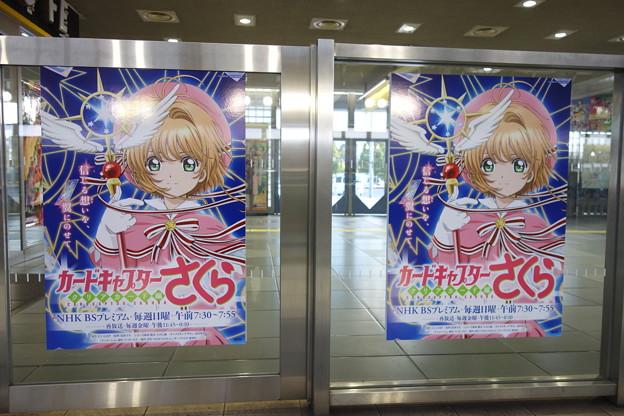 コミケ93 国際展示場 カードキャプター さくら ポスター