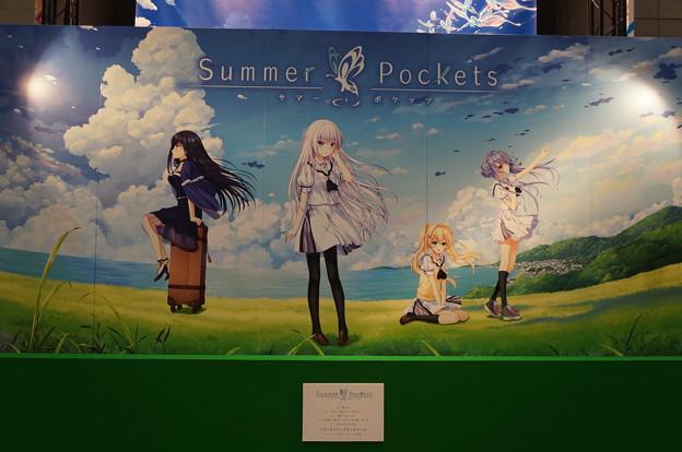 コミケ93  Summer Pcokets -サマーポケッツ- ブース