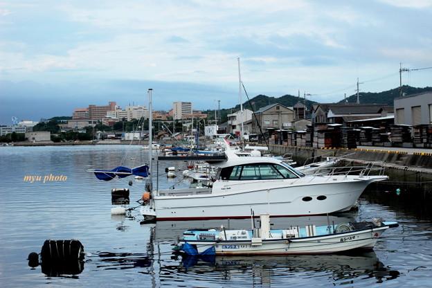 Photos: 漁港