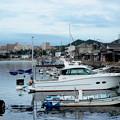 写真: 漁港