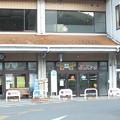 長野県小海町 小海駅前丸ポスト2