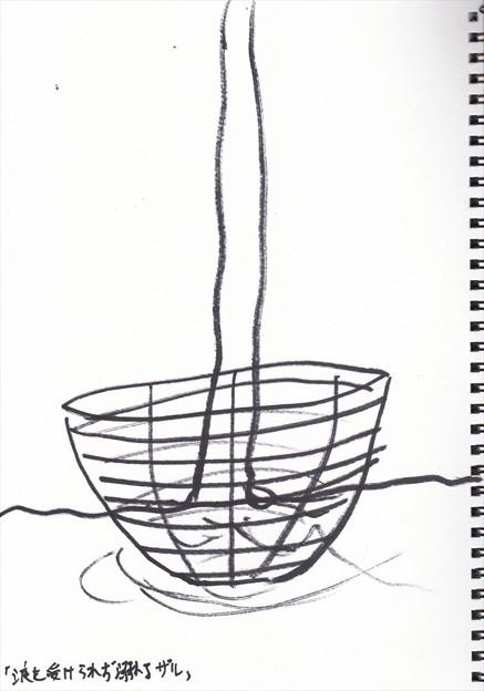 p9022.「液を受けられず溺れるザル」
