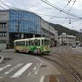 写真: 函館  市電