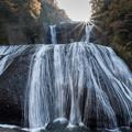 Photos: 袋田の滝 太陽が