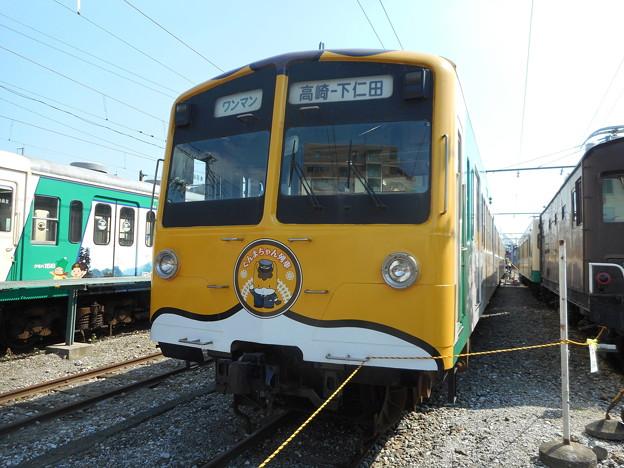 上信電鉄クモハ502 2017-9-10