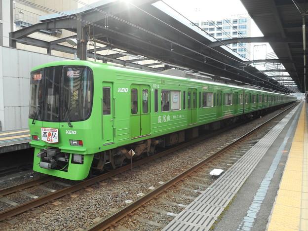 京王電鉄8013F 2017-10-1/1