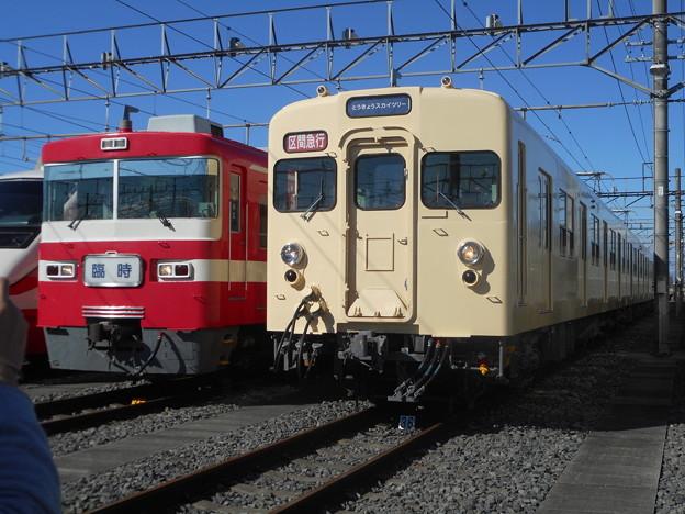 東武鉄道1819F・8111F 2017-11-19