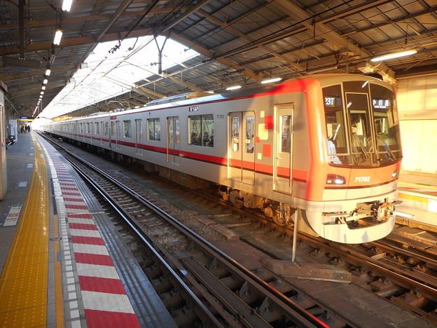 東武鉄道71702F 2017-11-17