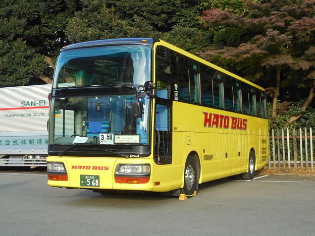 はとバス C#568 2017-11-25