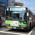 Photos: 都営バスZ-H181 2007-1-22