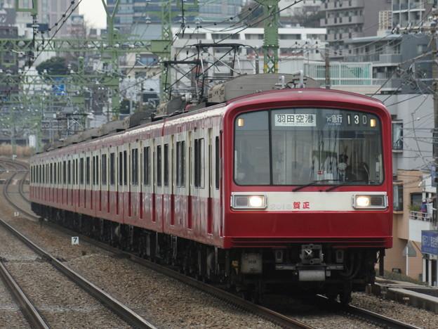 京浜急行電鉄2011F・2018賀正号 2018-1-5