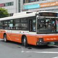 東武バスC#2727 2017-7-2