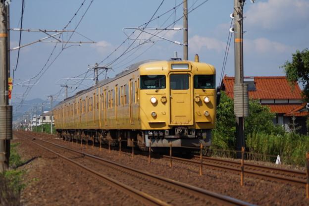 JR西日本 115系
