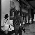 Photos: 街角のポスター
