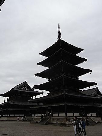 日本最古の木造建築
