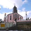 写真: 飽ノ浦教会(1)
