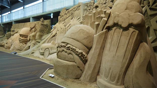 砂の美術館(1)