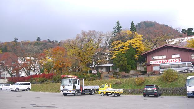 大山の紅葉(11)