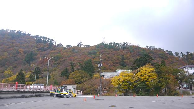 大山の紅葉(10)
