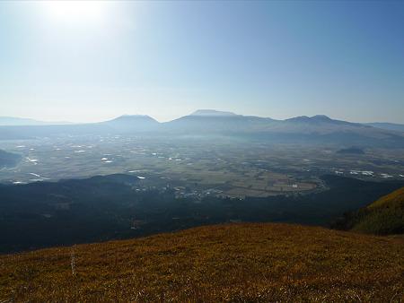 大観峰の秋(1)
