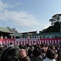 写真: 宮地嶽神社~節分祭