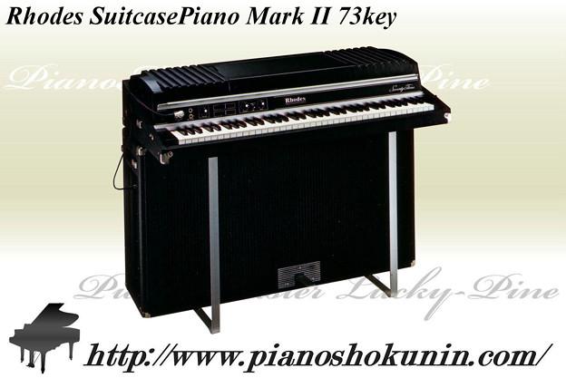 Rhodes SuitcasePiano Mark-2 73key