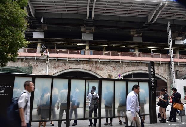 スモーキングエリア (新橋)