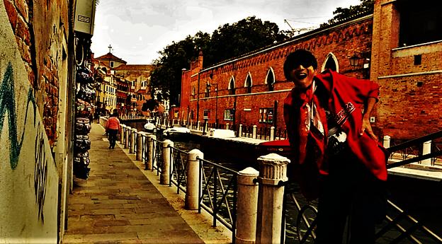 ヴェネツィア 運河