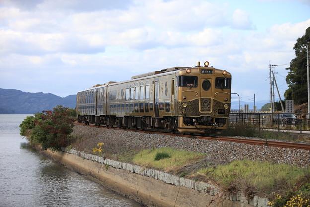 写真: 大村線で或る列車