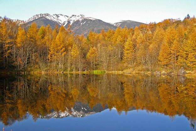 八ヶ岳の湖