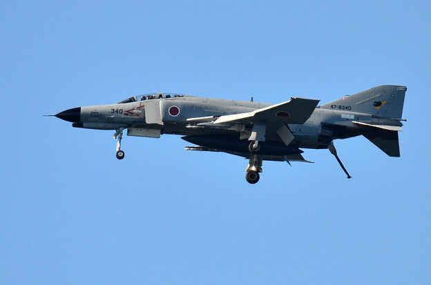 新田原基地 F-4EJ 築城基地で