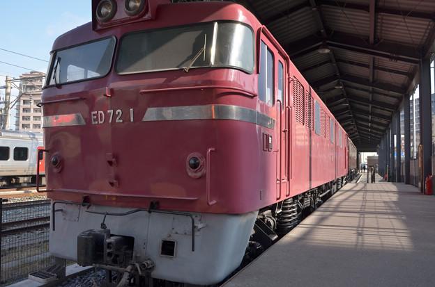 九州鉄道記念館 ED72 1 号
