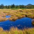写真: 神仙沼。北海道