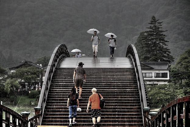 ~雨~雨傘二つ~(^^♪