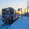 写真: 北海道 北浜駅